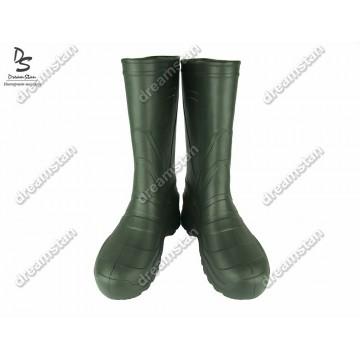 Мужские сапоги пенка EVA2 зеленые