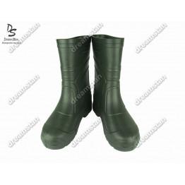 Мужские сапоги пенка EVA3 зеленые