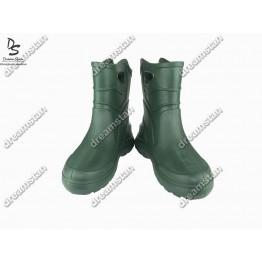 Мужские сапоги EVA06 темно-зеленые