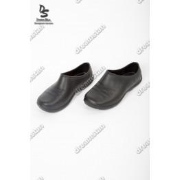 Женские галоши черные ГП01