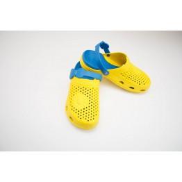 Женские шлепанцы Сабо crocs  - фото 2