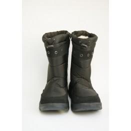 Женские дутики 308 черный ПЧ - фото 2