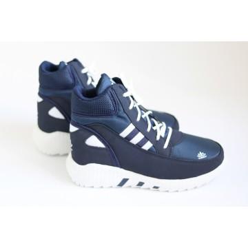Женские ботинки АД-32 синий