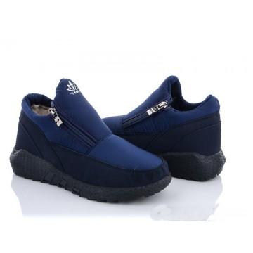 Женские ботинки АД-34 синий ПЧ