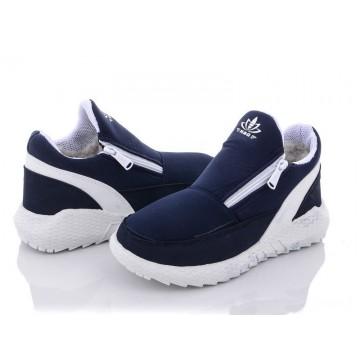 Женские ботинки АД-34 синий