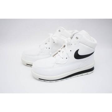 Женские ботинки G-117 белые
