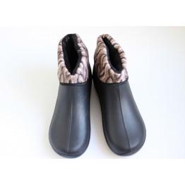 Женские ботинки ГП-30 мех косичка - фото 2