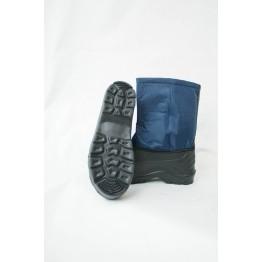 Мужские дутики БМ-1001 т.синие - фото 2