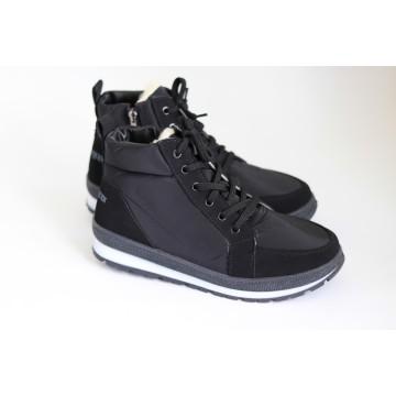 Женские ботинки Едита 16 черный