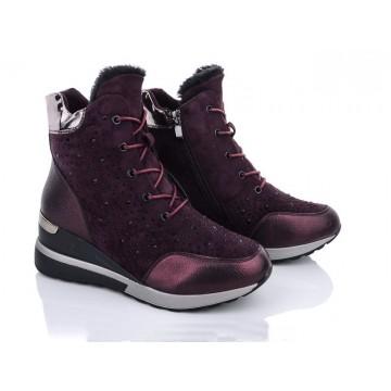 Женские ботинки 523-7