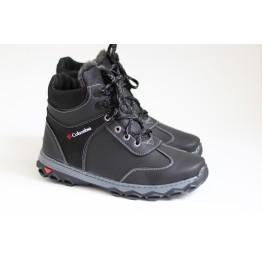 Мужские ботинки N-69 черный