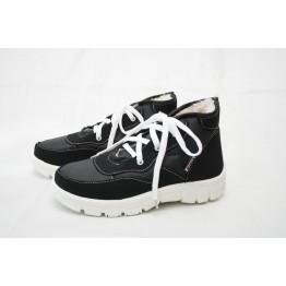 Женские ботинки 112 черн ПБ - фото 2