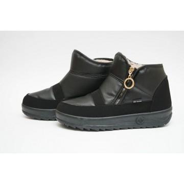 Женские ботинки 1855 черный ПЧ