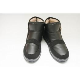 Женские ботинки 1855 черный ПЧ - фото 2