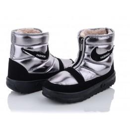 Женские ботинки 1899 серебро - фото 2