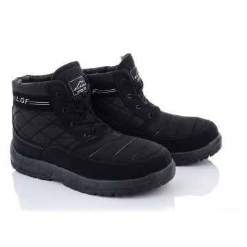 Женские ботинки 1899 черный