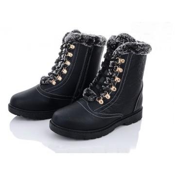 Женские ботинки 510 черный