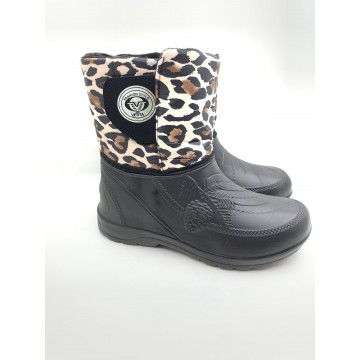Женские ботинки вм-26 Леопард