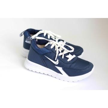 Женские ботинки ЖБ-1 синий ПБ
