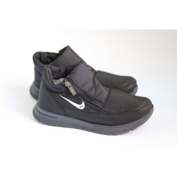 Женские ботинки ЖБ-3 черный ПЧ
