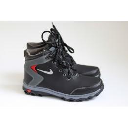 Дутики ботинки БП-1 черный