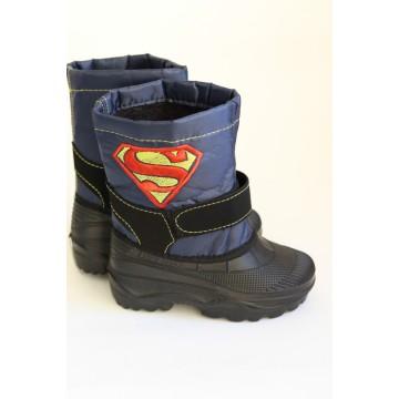 Дутики детские Супермен