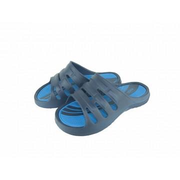 Мужские шлепанцы 1503 синие