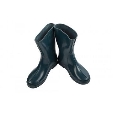 Женские резиновые сапоги СЖ-03 т.синий