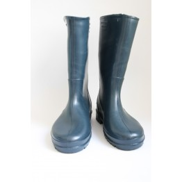 Женские резиновые сапоги СЖ-02 синий - фото 2