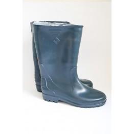 Женские резиновые сапоги СЖ-02 синий