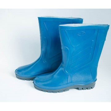 Мужские резиновые сапоги СМ-03 синие