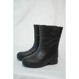 Мужские сапоги пенка EVA03 чёрные