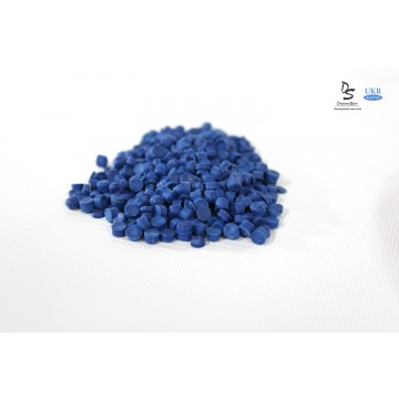 Сырье ЭВА синий