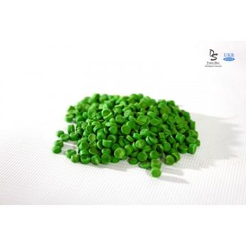Сырье ЭВА зеленый