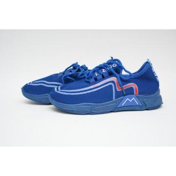 Детские кроссовки 202-6 синий