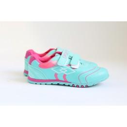 Детские кроссовки 2980-6 бирюза