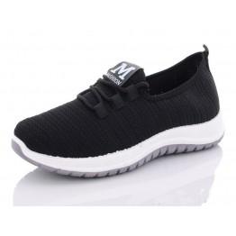 Женские кроссовки 3002 черный - фото 2