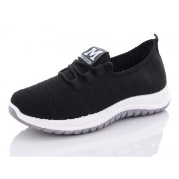 Женские кроссовки 3002 черный