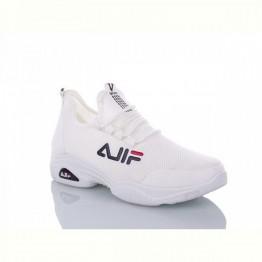 Женские кроссовки 511-2 белые - фото 2