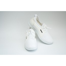 Женские кроссовки 516-2 белый - фото 2
