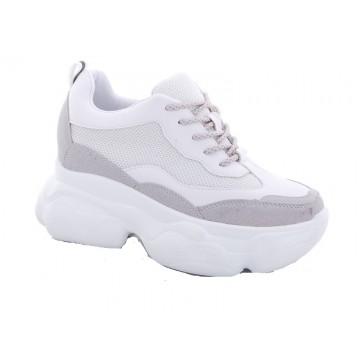 Женские кроссовки 56-8 белый