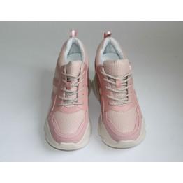 Женские кроссовки В-205-6С пудра