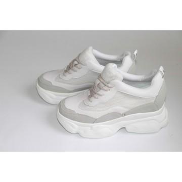 Женские кроссовки В-206-2А белый