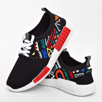 Женские кроссовки DRD-200 черный
