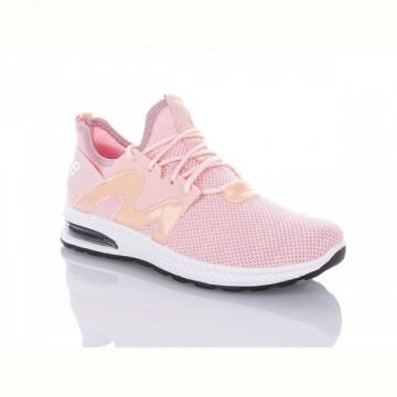 Женские кроссовки М-713 розовый
