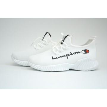 Женские кроссовки М-715 белые