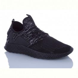 Мужские кроссовки 1020 черный - фото 2