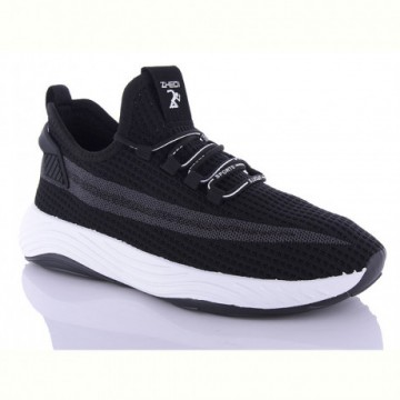 Мужские кроссовки 1104 черный