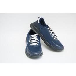 Мужские кроссовки 2023 черн ЧП - фото 2
