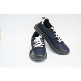 Мужские кроссовки 2040 черн ЧП - фото 2